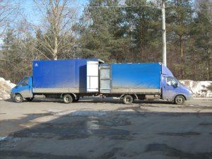 грузовой перевозка